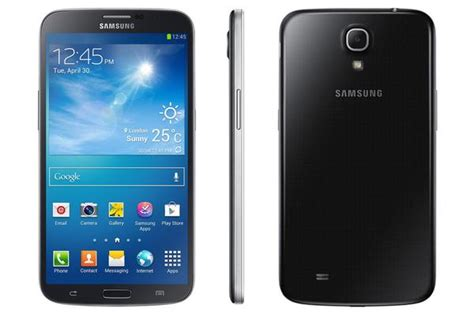 android galaxy samsung galaxy mega android phone annouced gadgetsin