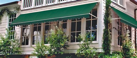 exterior window awnings shades innovative openings