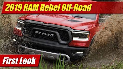 2019 Ram Rebel