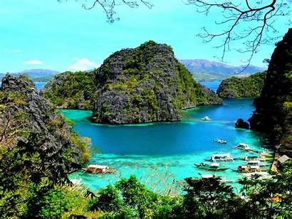 Palawan Coron Kayangan Lake Wallpapers13