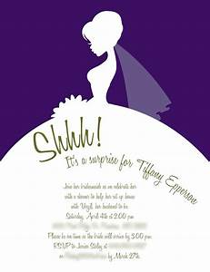 Baby shower invitations zone bridal shower invitations vs for Shower invitations wedding