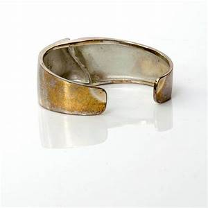 Björn Weckström, Lapponia Silver bracelet 1971, Finland