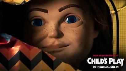 Chucky Play Child Scenes Behind Rex Potato