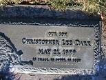 Flowers for Christopher Lee Dark - Find A Grave Memorial