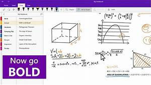 Onenote Tips  Learn How To Draw