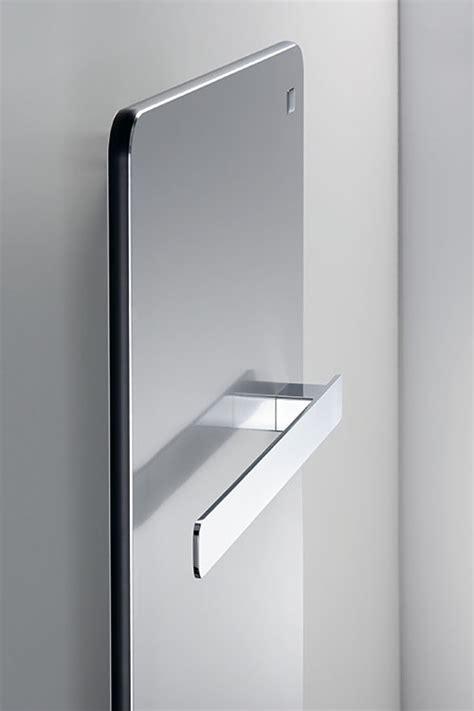 modern coloured bathroom radiators slimm towel radiator