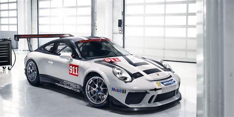 2017 Porsche 911 Gt3 Cup Racecar Is A Full Motorcycle
