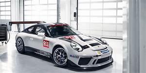 2017 Porsche 911 GT3 Cup Racecar Is a Full Motorcycle ...