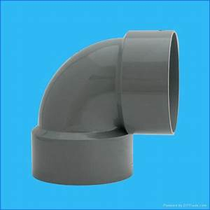 Pvc Pipe Straight 90 Degree Elbow - Gt