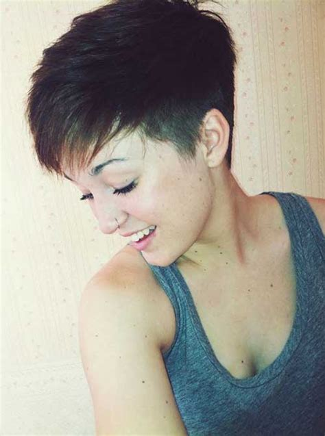 Pixie Hairstyles For Thick Hair 15 pixie cuts for thick hair hairstyles 2017