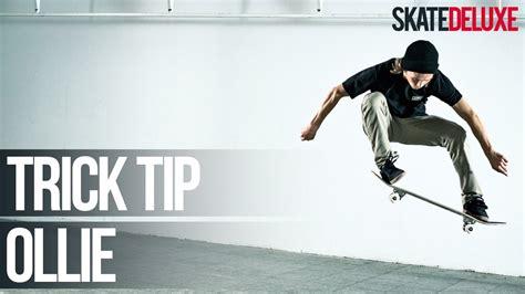 ollie skateboard trick tip nederlandsdutch