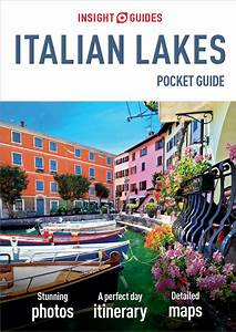 Insight Guides Pocket Italian Lakes   Travel Guide Ebook   2nd Edition
