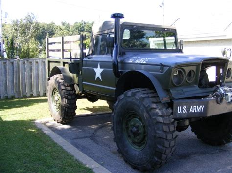 kaiser jeep lifted image gallery lifted m715