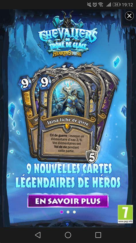 mage s death knight hero card leaked hearthstone top decks