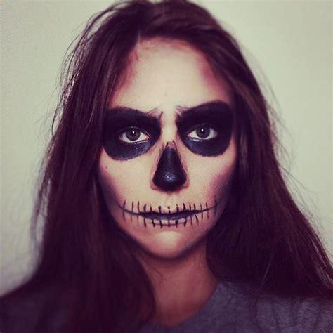 Best 25+ Skeleton Makeup Ideas On Pinterest Halloween
