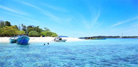 sulawesi panorama wisata indonesia