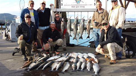 Alaska Fishing Boat Jobs Pay by Charter Fishing In Ketchikan Alaska Best Salmon And