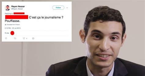Rayan Nezzar, Porte-parole D'en Marche, Atteint Du