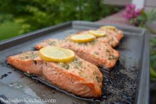 bake salmon baked dijon salmon recipes dishmaps