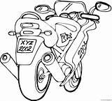 Coloring Motorbike Bike Motor Colouring Motorcycle Printable Coloriage Imprimer Moto Gratuit Pour Boys Cross Dessin Colorier Robot Muscle Recherche Et sketch template