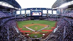 Chase Field Seating Chart, Pictures, Directions, and ...
