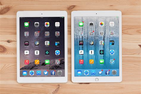 Ipad Air 2 Vs Ipad Air 1 Comparison