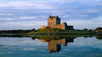 Ireland Desktop Wallpapers Irish Country Castle Spring