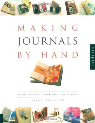 making journals  hand  creative projects  keeping
