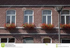 Herbstliche Blumenkästen Bilder : blumenk sten auf fenstern stockfoto bild 59074221 ~ Lizthompson.info Haus und Dekorationen