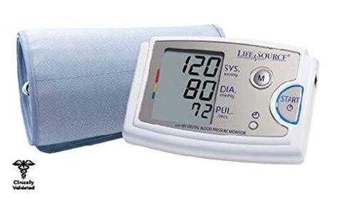 Amazon.com: LifeSource Blood Pressure Monitor Upper Arm