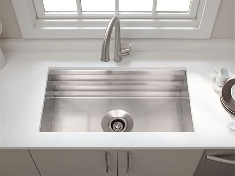 kitchen sink gallery standard plumbing supply product prolific 33 quot x 17 3 4 2722