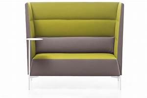 Sessel Mit Hoher Rückenlehne : sofa ideal f r schalld mmung mit hoher r ckenlehne idfdesign ~ Indierocktalk.com Haus und Dekorationen