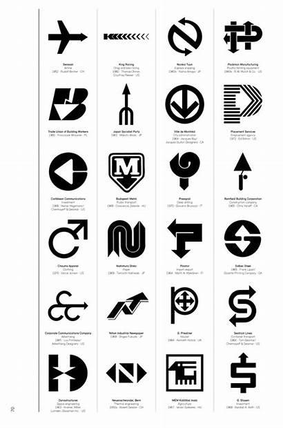 Corporate Modernism Graphic Logos Modernist 1980 1940