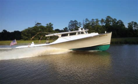 Soundings Boats For Sale used boat review mariner deadrise soundings