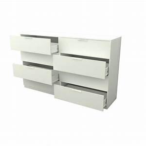 Commode 8 Tiroirs : commode 8 tiroirs pas cher ~ Teatrodelosmanantiales.com Idées de Décoration