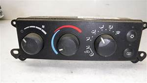 2008 Dodge Ram 1500 Manual Temperature Control Oem Lkq