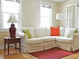 Apartment size sectional selections for your small space for Sectional sofa for a small room