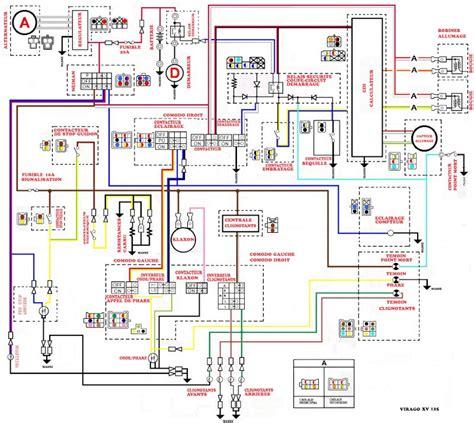 HD wallpapers wiring diagram yamaha virago
