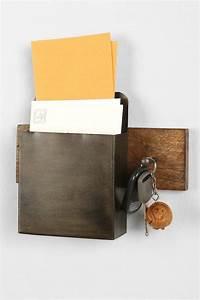 4040 locust letter wall bin With letter bin