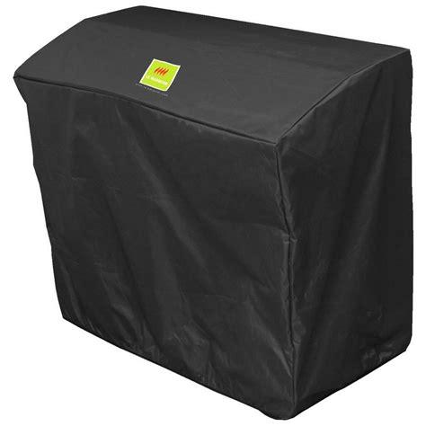 housse de protection pour plancha lemarquier l 120 x l 60 x h 100 cm leroy merlin