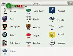 Luxury Car Logos