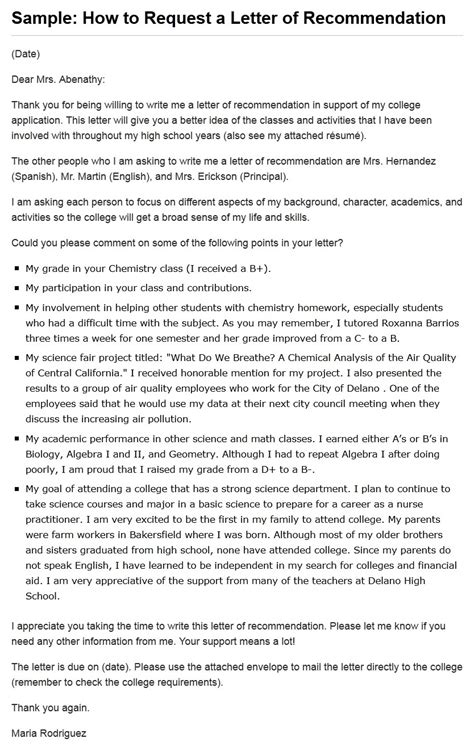 write  teacher   year nomination letter