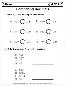 grade fractions worksheets  grade math worksheets