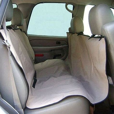 Back Seat Hammock For Dogs by Universal Waterproof Car Back Seat Cover Pet Cat Rear