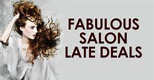 last minute hairdressing discounts in Worcester