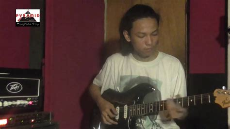 Kucing Garong, Dangdut Metal (gitar Cover) By Dede Aldrian