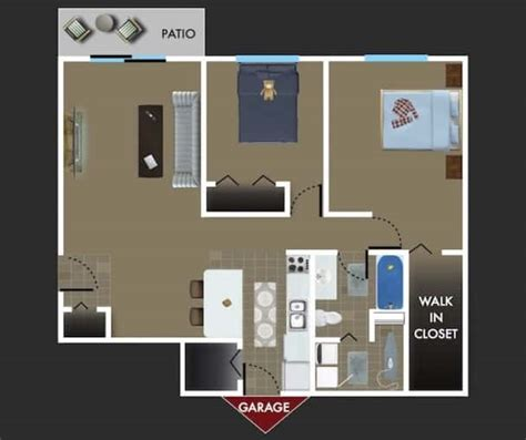 floor plans  parkview manor townhomes  inver grove heights mn