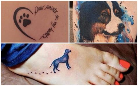dog inspired tattoos  permanently obsessed pup