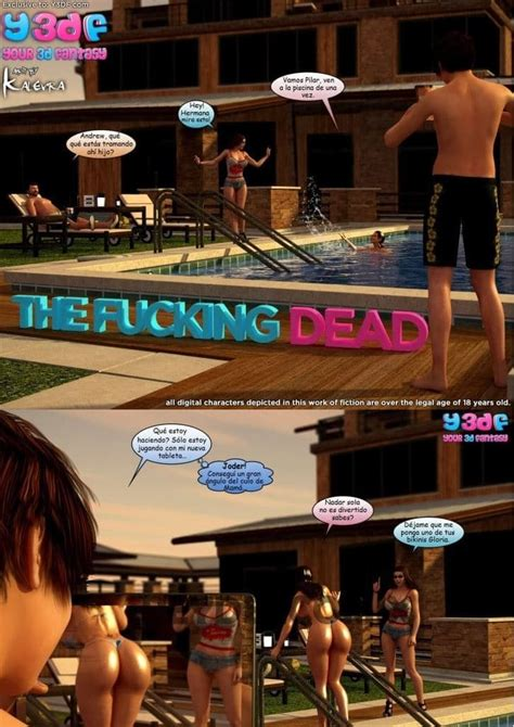 The Fucking Dead Comic Incesto