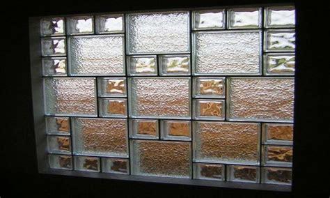 Glass Block Windows Glass Block Window Decorative Glass